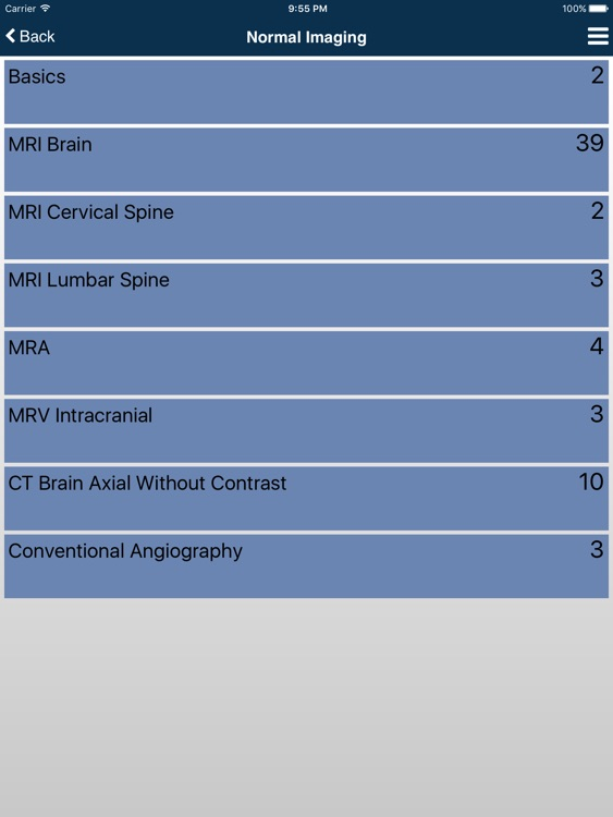Nina: Neuroimaging In Neurology App (Full Version)