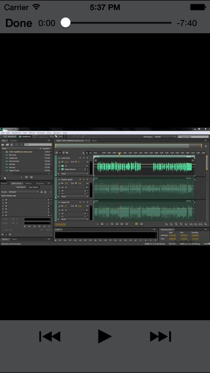 LearnFor Adobe Audition screenshot-2