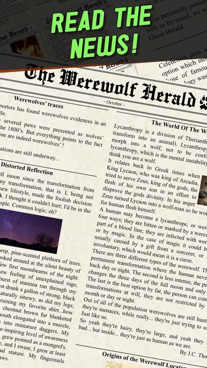 Werewolf Locator screenshot-1