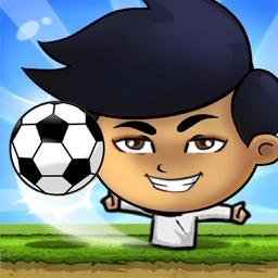 Street Soccer Star Perfect Head Kick Sports PRO