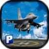 停车喷气机场3D真正的模拟游戏2016年