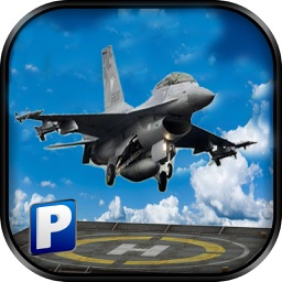 Parking Jet Airport 3D Real Simulation Game 2016