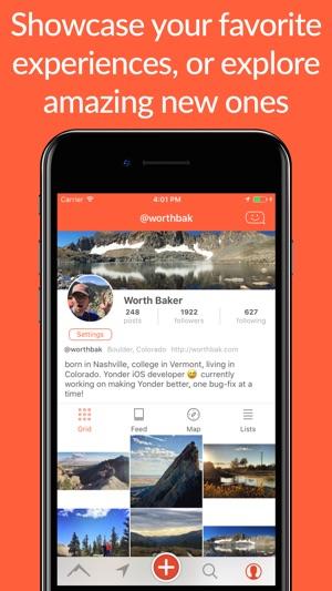 Yonder Outdoor Adventures On The App Store