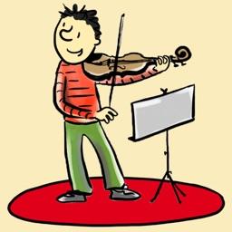 Violin Simple Songs