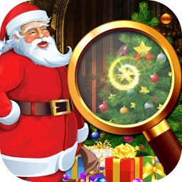 Christmas Hidden Object - Find The Stuff