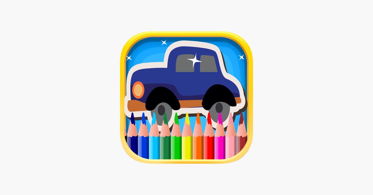 Erkekler Icin Boyama Kitabi App Store Da