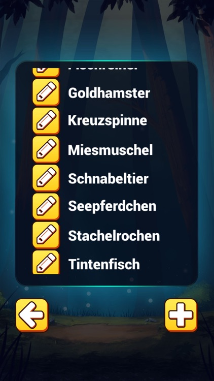Galgenmännchen (deutsch) screenshot-3