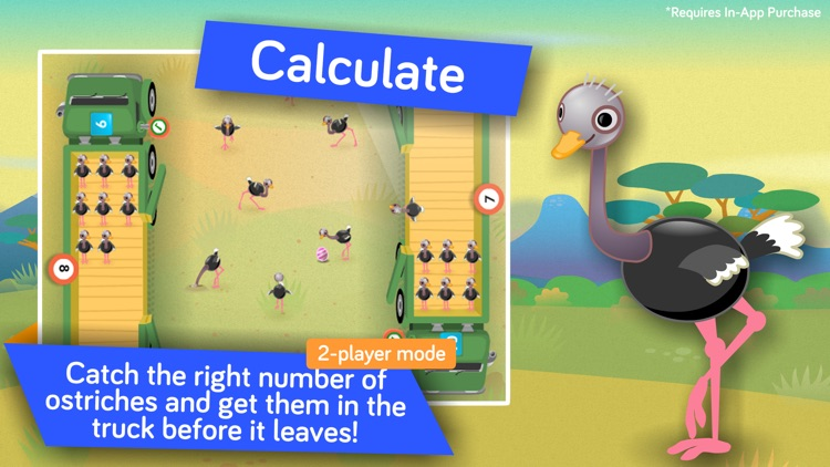Kids Number, Addition & Subtraction Math Ed Games screenshot-3