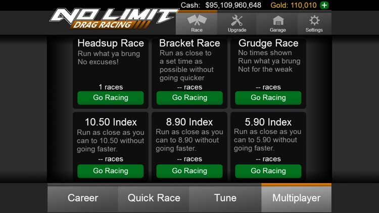 No Limit Drag Racing screenshot-4