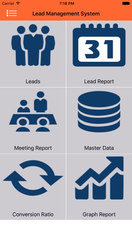 Lead Management Systems for iPhone