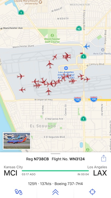 Plane Finder ⁃ Flight Tracker screenshot-3