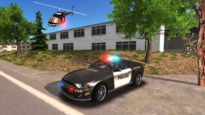Police Car driving Offroad 4x4のおすすめ画像4