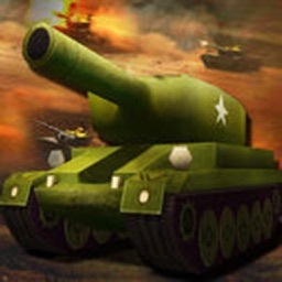 Tank Wars HD: Free tank.io games and tank battle