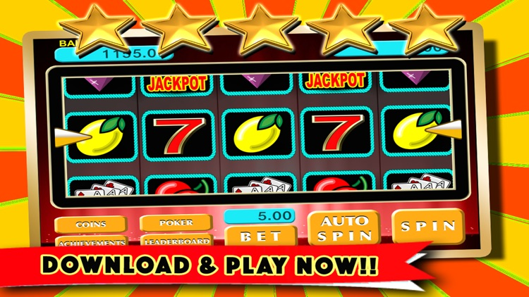 777 A Big Crazy Casino Caesars Slots Spin Win By Warinthorn Khamthon