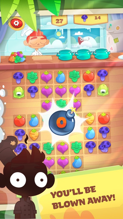 Little Chef: Match 3 Puzzle Game screenshot-3