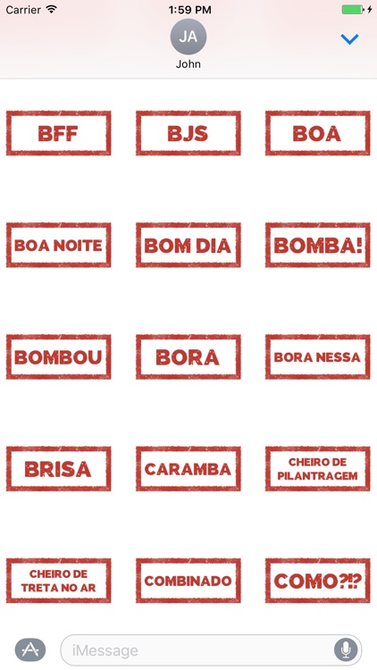 Carimbos da Zueira screenshot-3