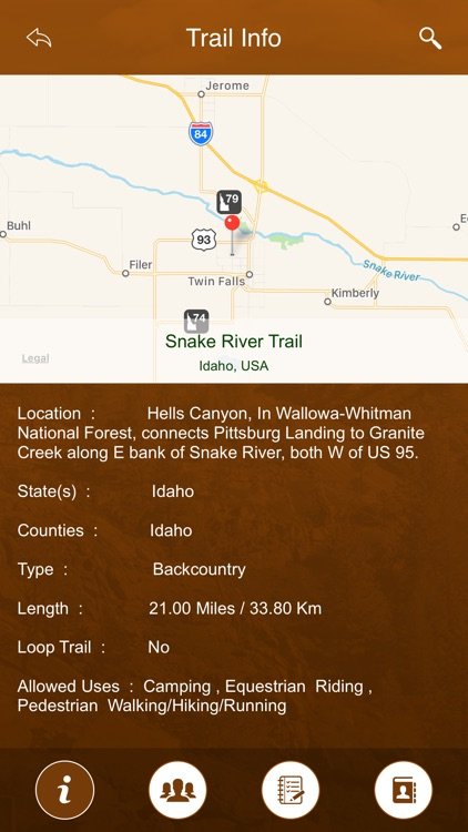 Idaho Trails screenshot-3