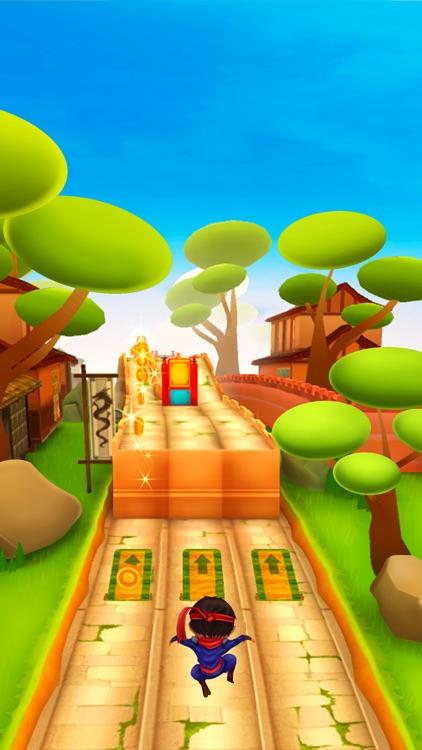 Ninja Kid Run VR: Runner & Racing Games For Free