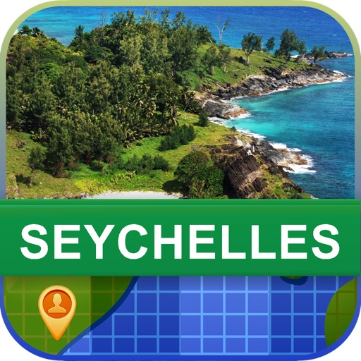 Offline Seychelles Map - World Offline Maps