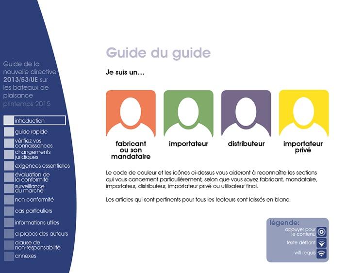 Guide sur la directive UE bateaux de plaisance screenshot-3