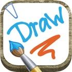 Disegnare nello schermo col dito icon