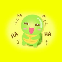Tony Turtle  - Animated Sticker Pack