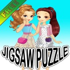 Girls Jigsaw Puzzle Free icon