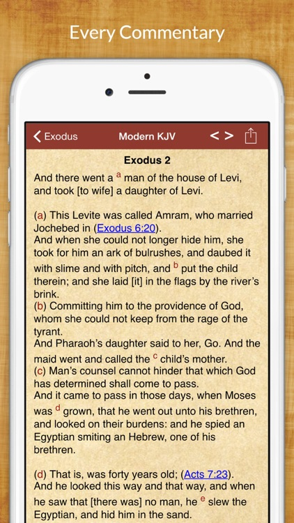 15,000 Bible Encyclopedia Easy screenshot-3
