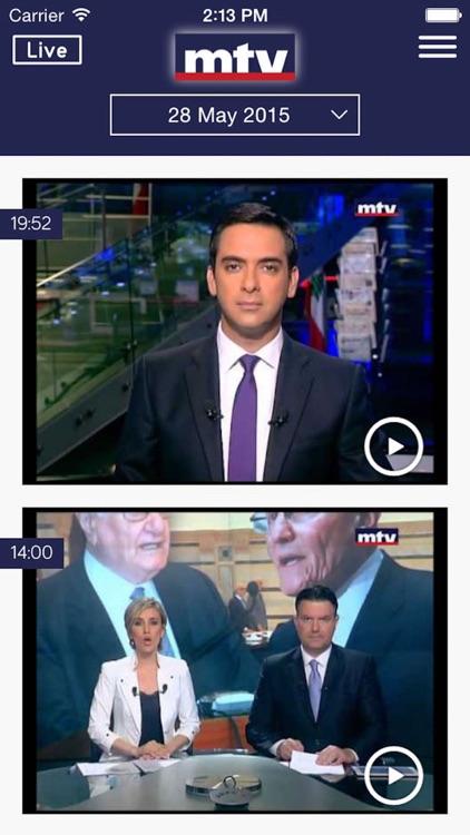 mtv Al Lubnaniya screenshot-3