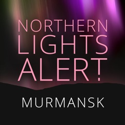 Northern Lights Alert Murmansk