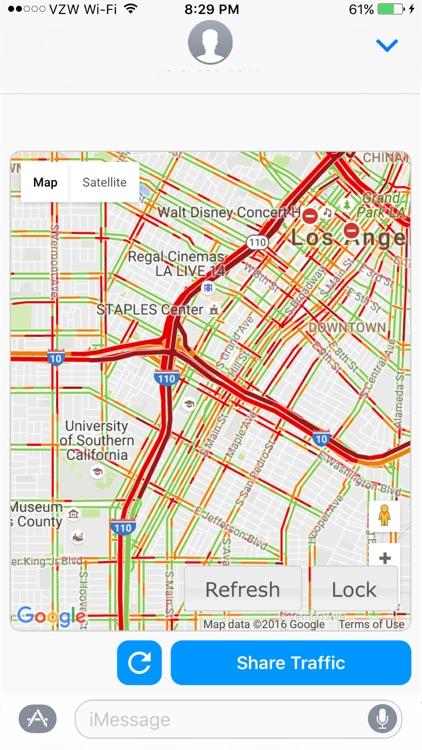 Road Traffic Maps