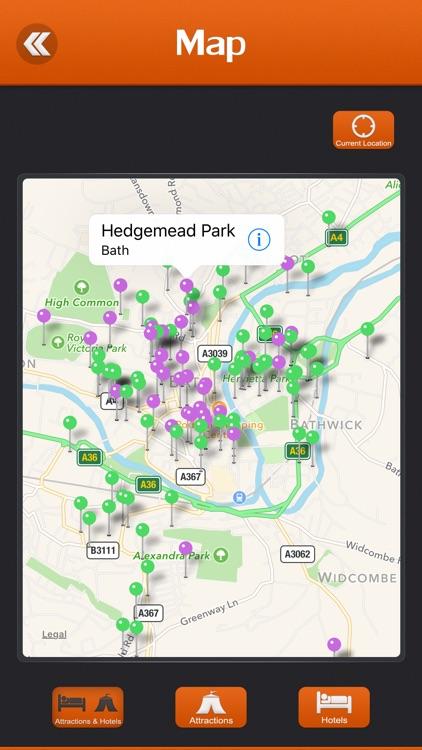 Bath City Travel Guide screenshot-3