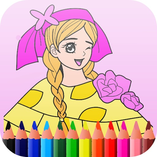 Drawing and Painting learning game for kids