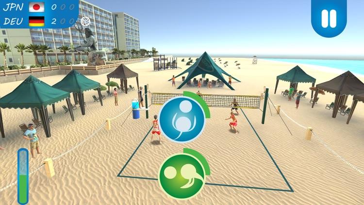 Beach Volleyball 2016 screenshot-4
