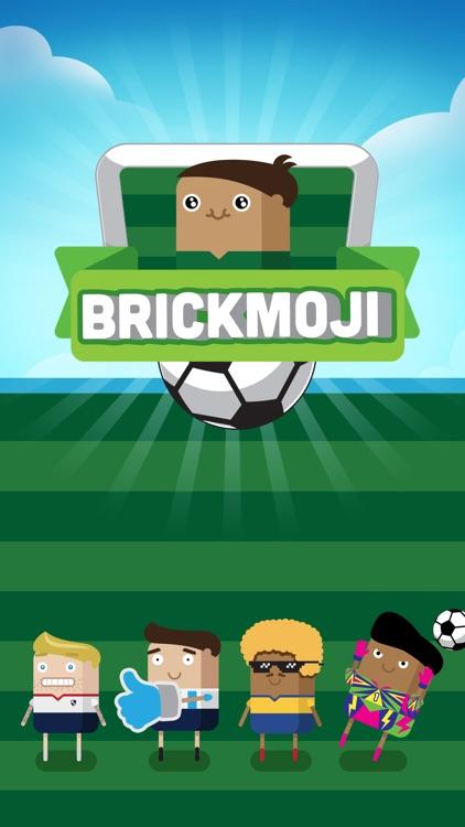 Brickmoji Stickers: Soccer Edition