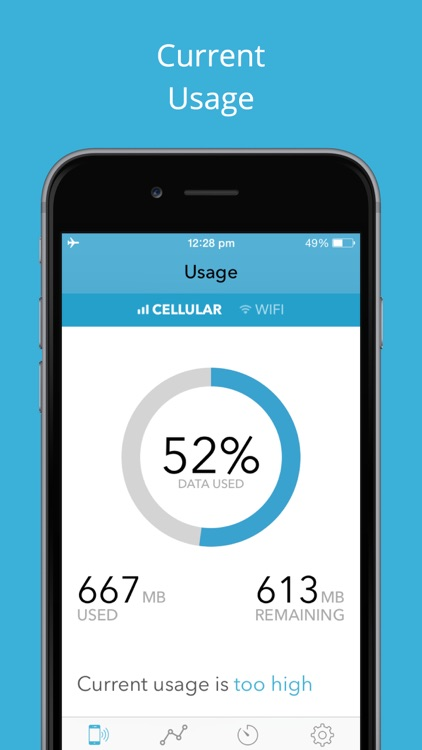 Data Usage Tracker
