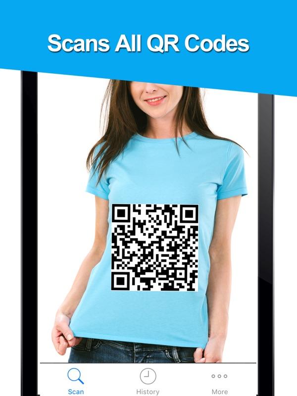 Free QR Code Reader & Barcode Scanner for iPhone - Online