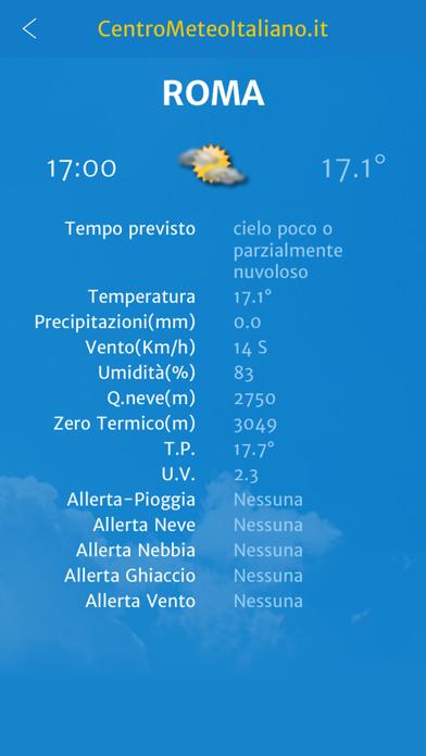 Meteo - Previsioni by Centro Meteo Italianoのおすすめ画像4