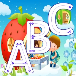 Alphabet Learning for Kids ABC Tracing Letter