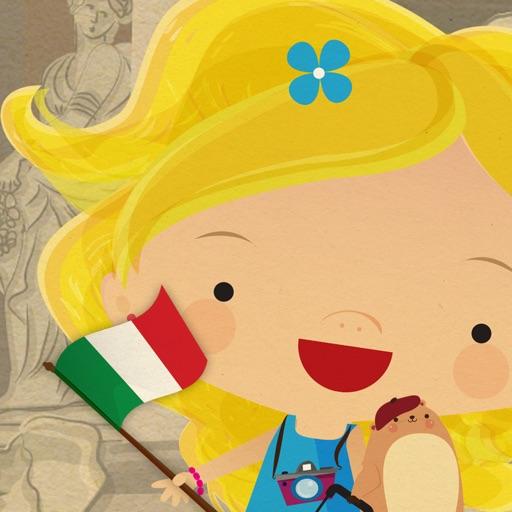 Book Puzzle - Emma In Italy Lite icon