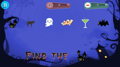 All Hallows' Eve Memory Games - Halloween Fever screenshot two
