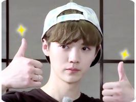 The sticker pack of Luhan is coming