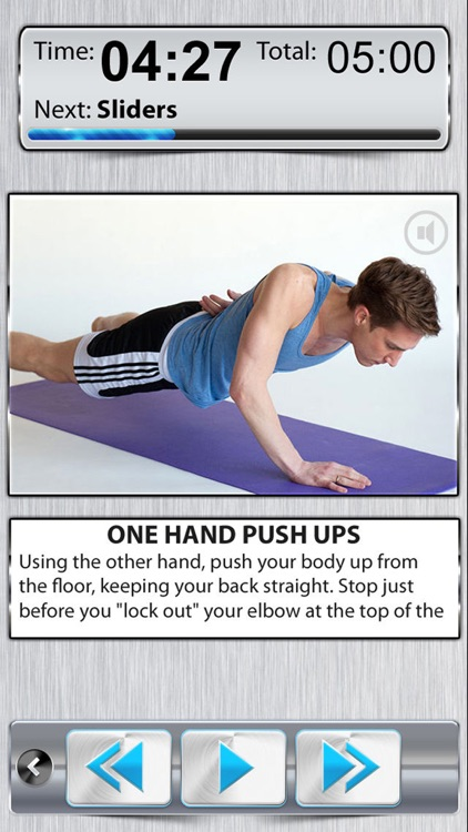 Push-Up Routines PRO+ Muscle Body-Building Workout