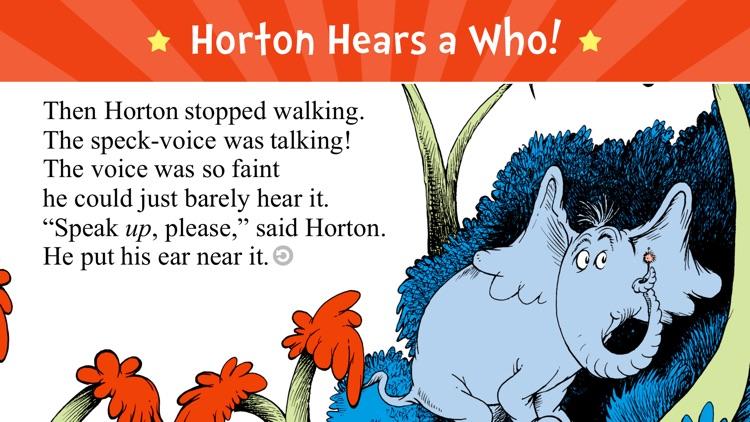 Horton Hears a Who! screenshot-0