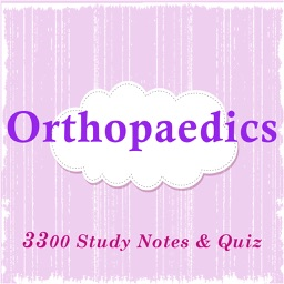 Orthopaedics Exam Review -Q&A, flashcards & Notes