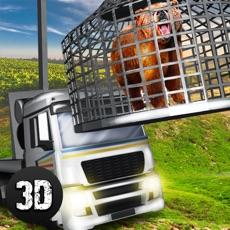 Activities of Wild Animal Transporting Crane 3D Full