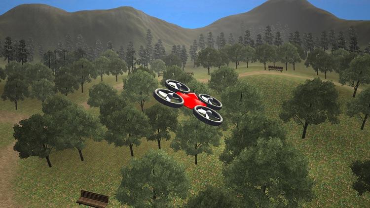 Drone Simulator by Ammonite Design Studios Ltd