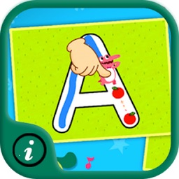 Numbers, Letters and Words Tracer For Preschool