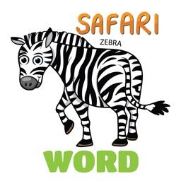 Word Play: Safari Animals