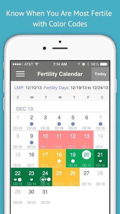 Pregnancy Due Date & Fertility Calculator ToolsScreenshot of 1